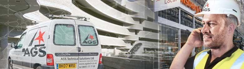 AGS About Us and our building management services